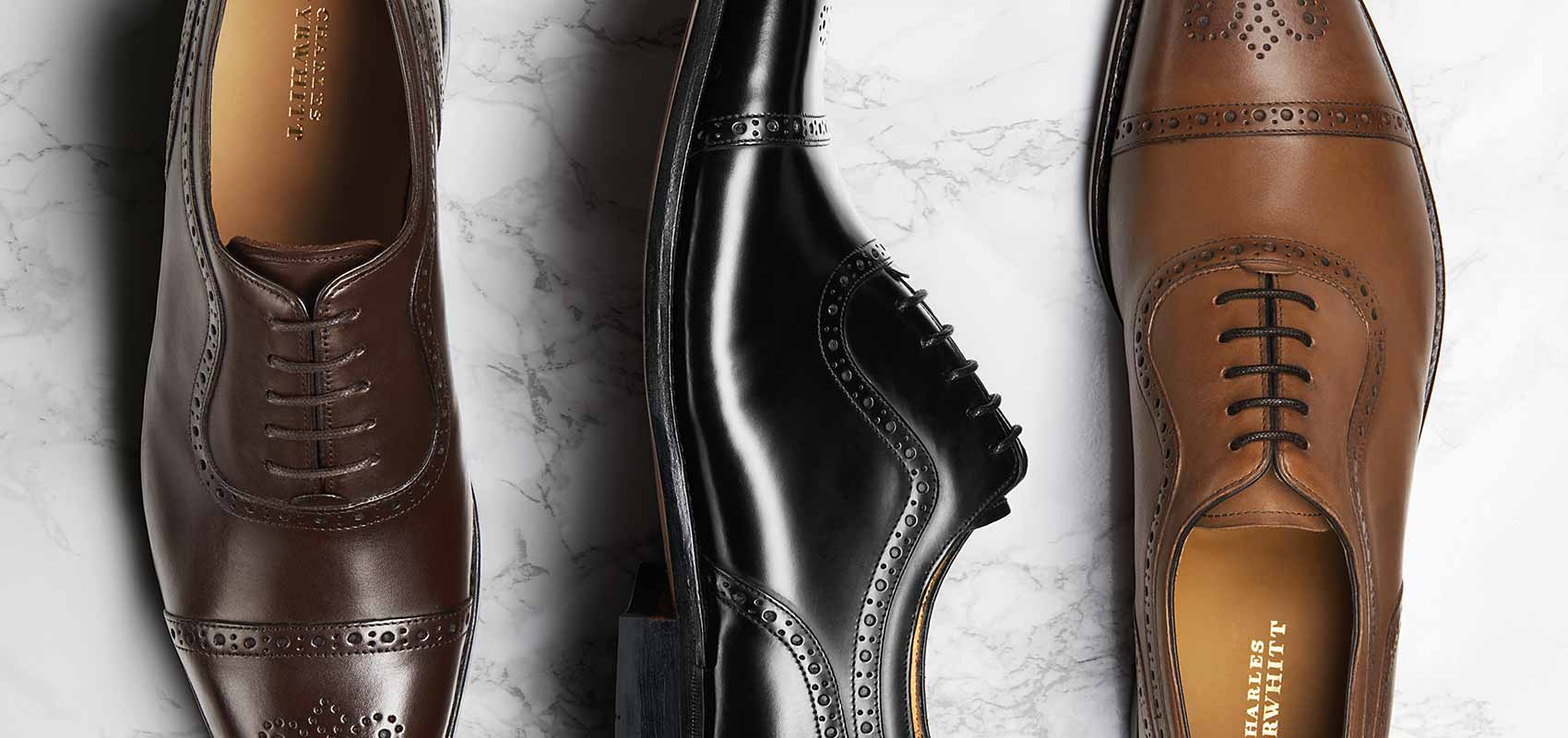 Charles Tyrwhitt wide fit shoes
