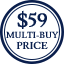 Tie Multibuy Roundel- Buy 2 Save $20 or less