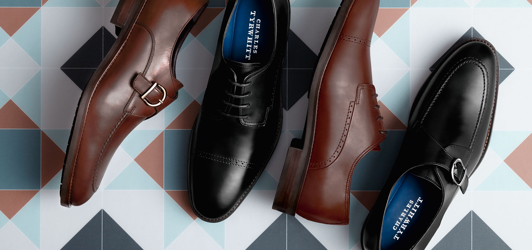 Charles Tyrwhitt Men's shoes