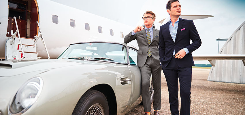 Charles Tyrwhitt Business Suits