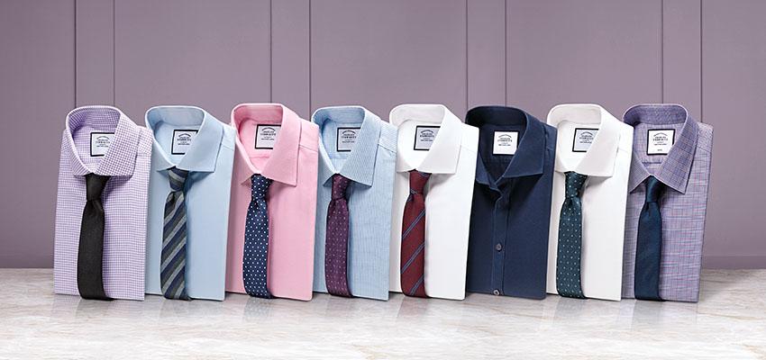 Charles Tyrwhitt Super Slim Fit Shirts