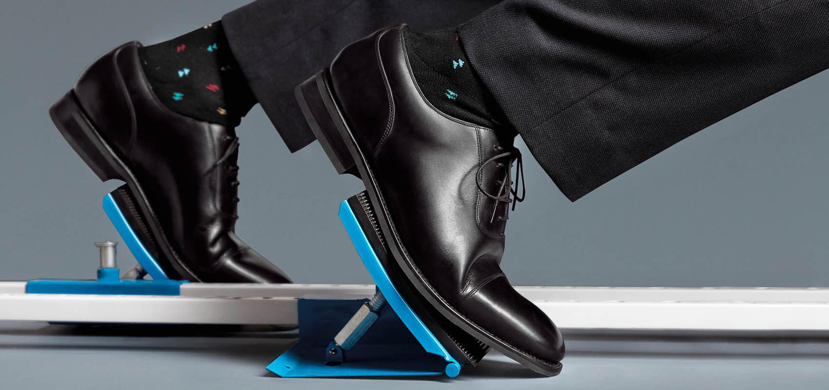 Charles Tyrwhitt Good Year Performance Shoes