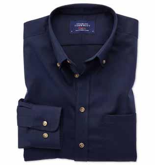 Non-iron casual shirts