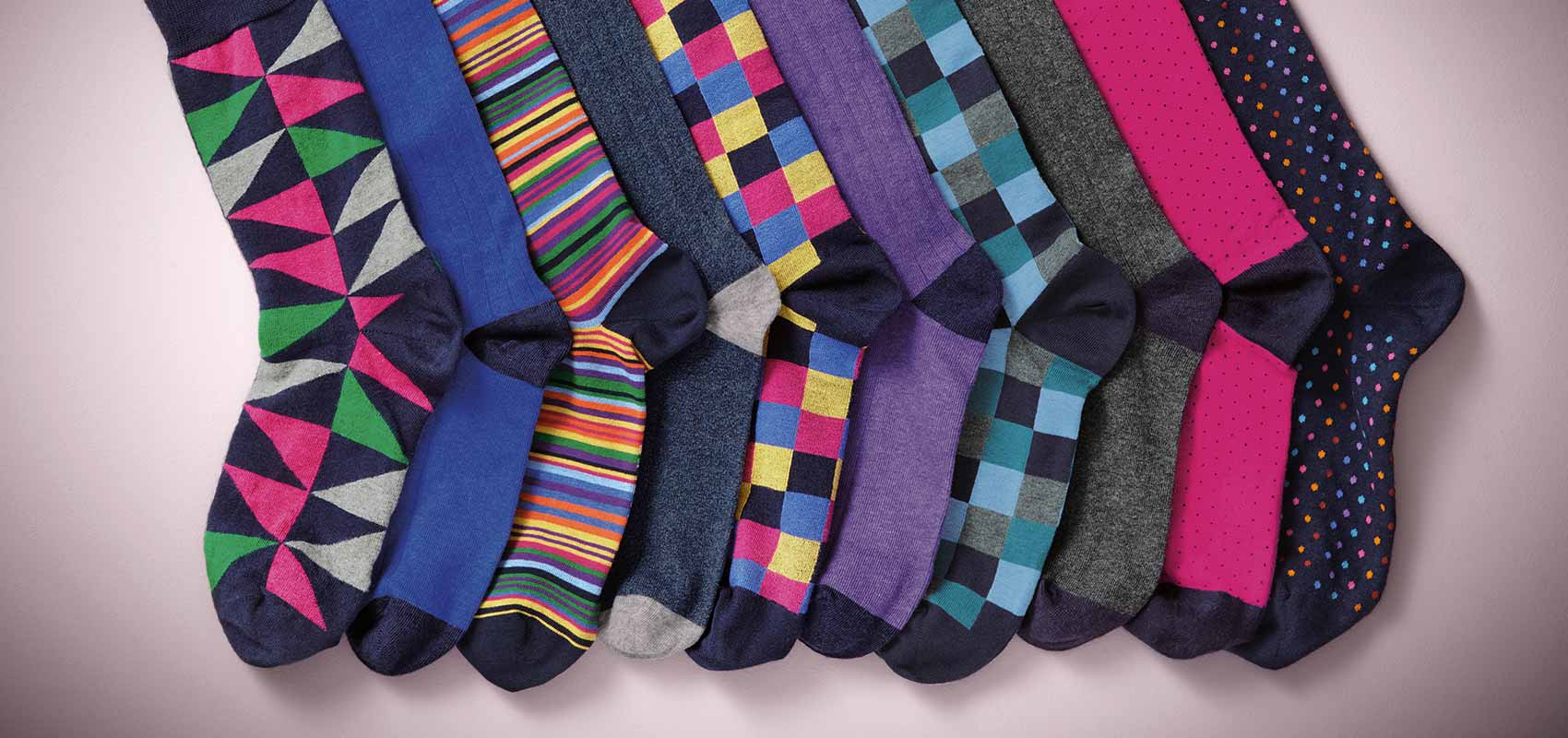Charles Tyrwhitt men's socks and hankies