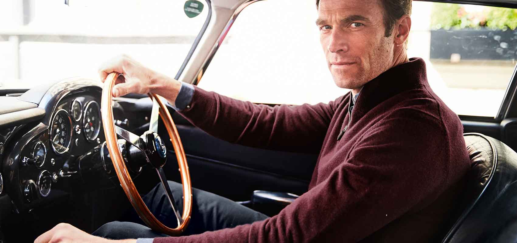 Charles Tyrwhitt pure cashmere jumpers