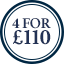 4For£110-More-ShirtsRoundel