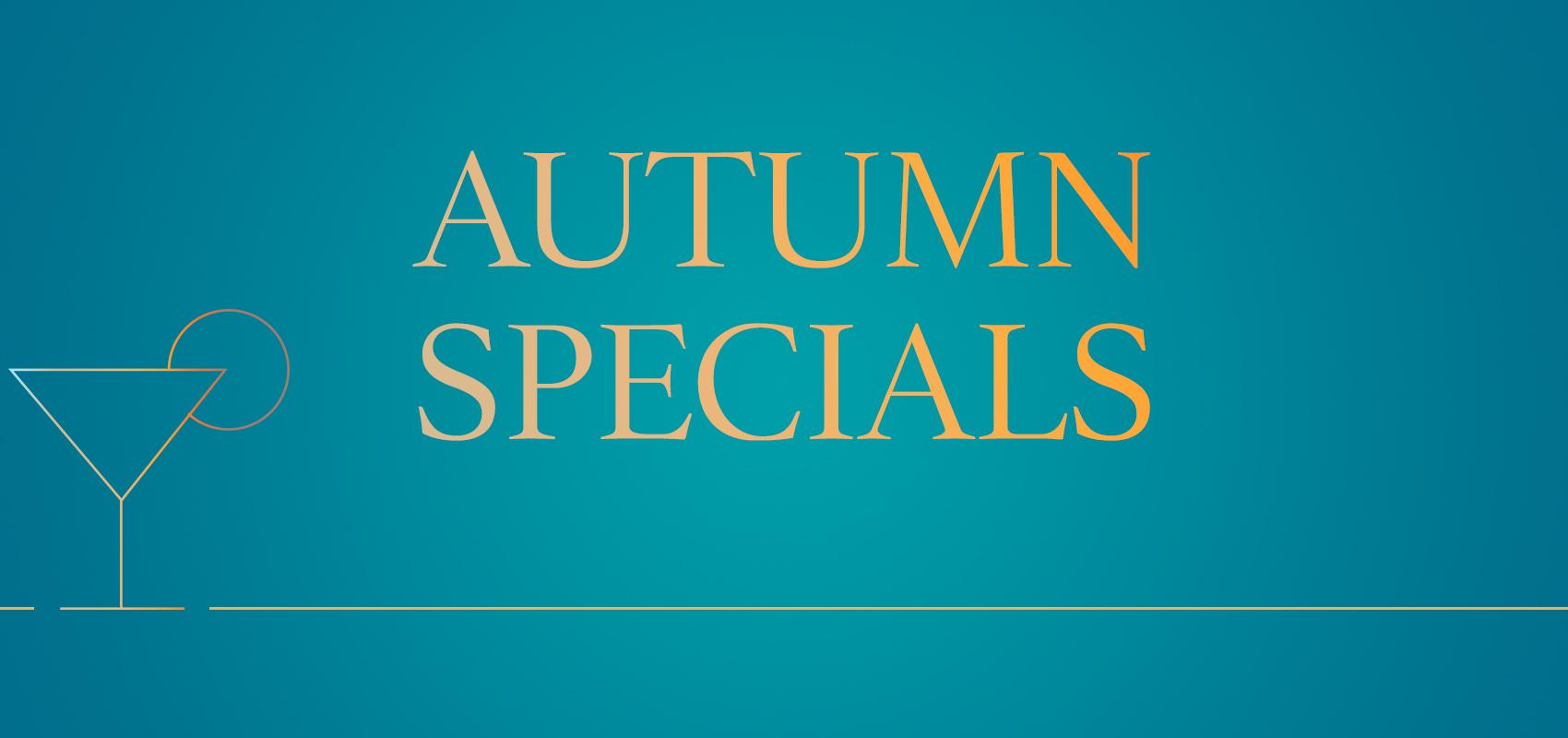 Charles Tyrwhitt Autumn Specials