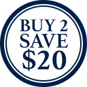 Merino Multibuy Roundel- Buy 2 Save $20 or less
