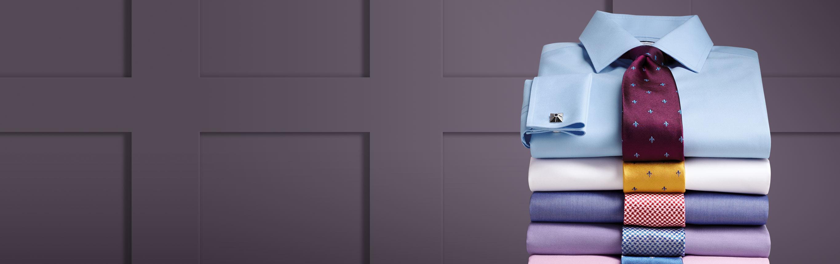 Image of twill shirts