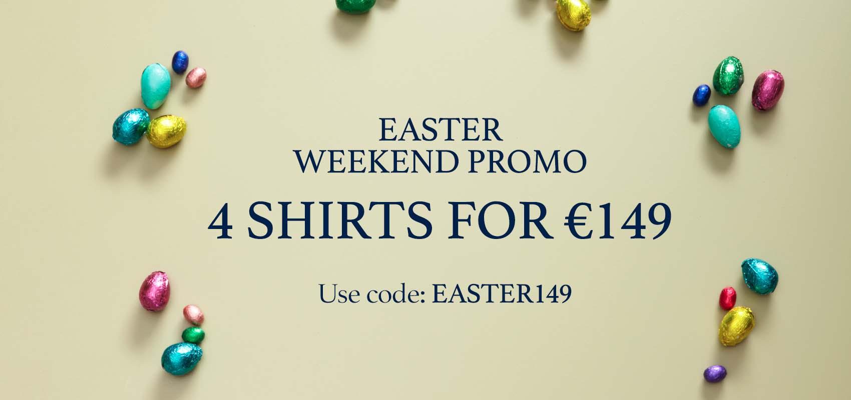 Charles Tyrwhitt Shirts 4 for €149