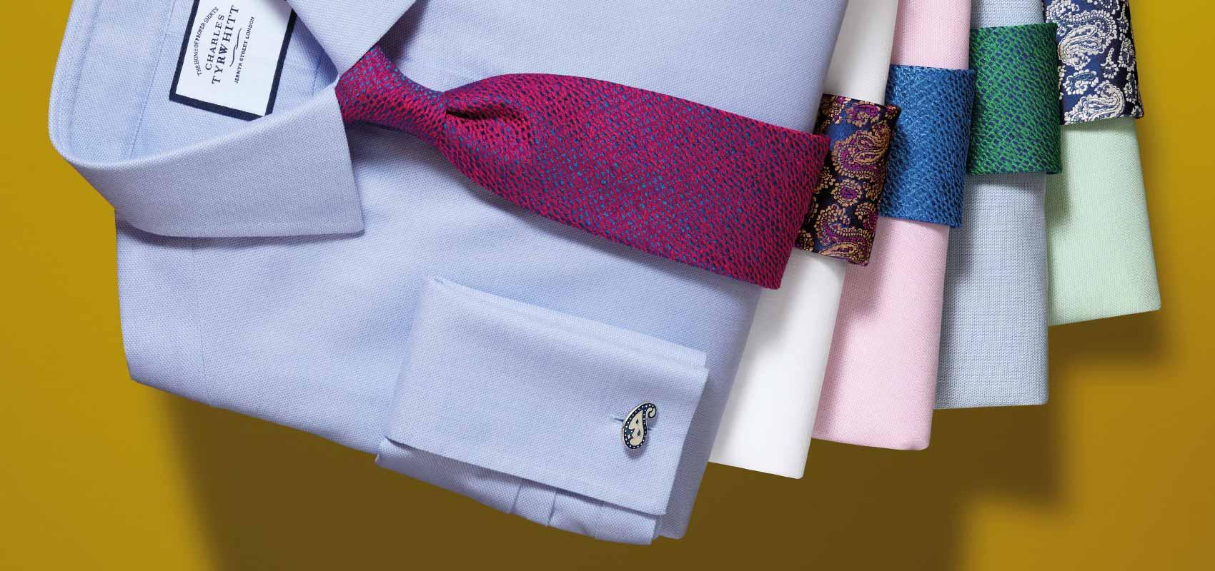 Charles Tyrwhitt chemises