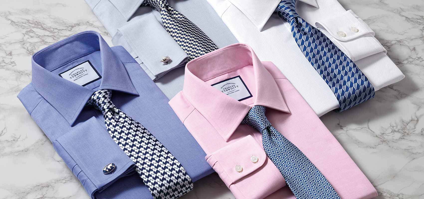 Charles Tyrwhitt Chemises de luxe