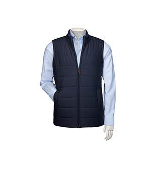Navy vest