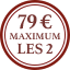 Ceintures Label Multi-buy - 79 € Maximum Les 2