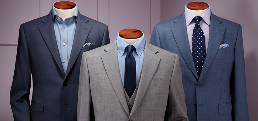 Charles Tyrwhitt Sharskin suits