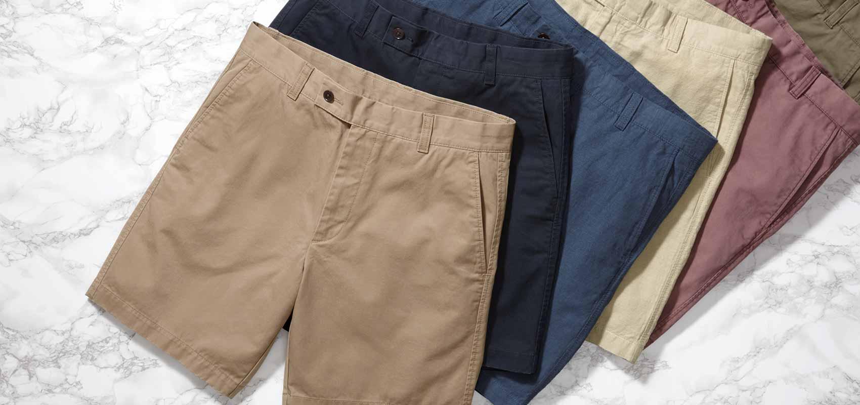 Charles Tyrwhitt shorts