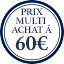 Label multi-buy - Prix multi-achat à 60€