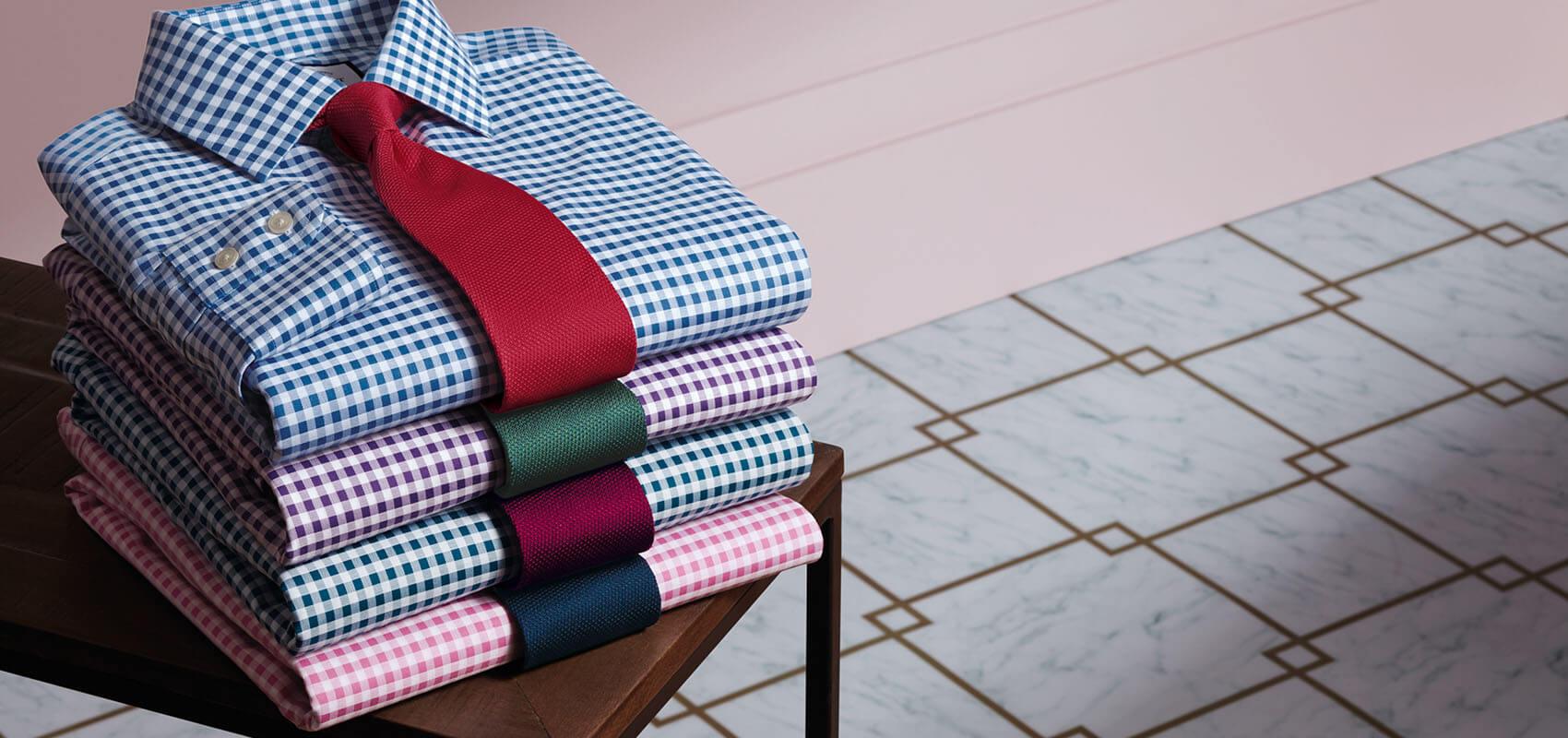 Charles Tyrwhitt Bengal Stripe Shirts