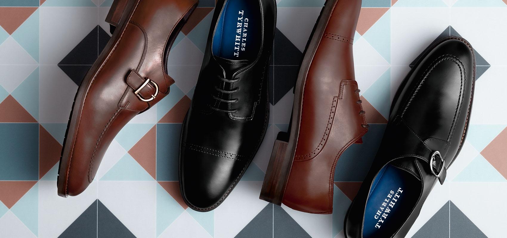 Charles Tyrwhitt Chaussures