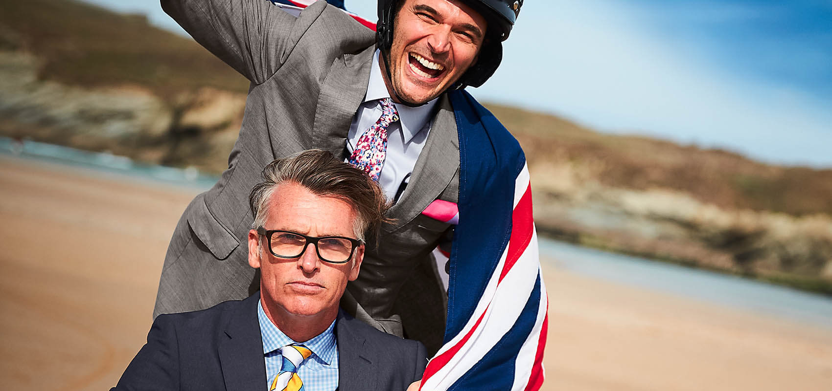 Charles Tyrwhitt Made in Britain