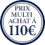 Label multi-buy - Prix multi-achat à 110€