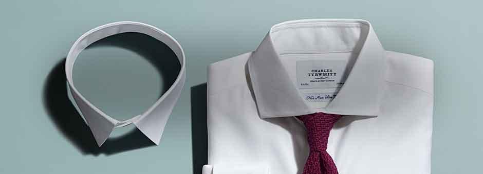 Das bügelfreie Hemd