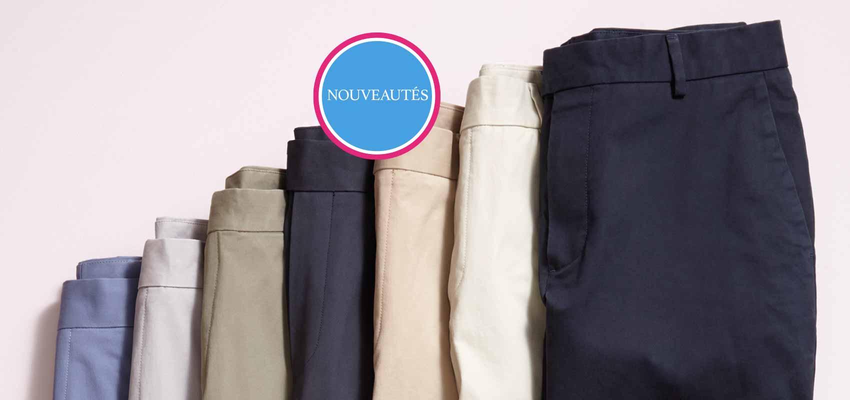 Charles Tyrwhitt Pantalons chino stretch