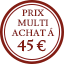 Cravates label multi-buy - Prix multi-achat à 45€