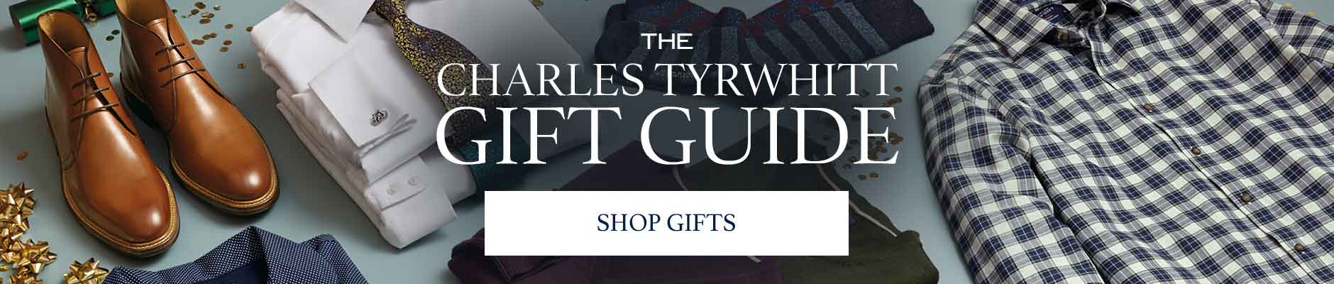 Charles Tyrwhitt Gift Guide