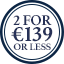 Jumpers Multibuy Roundel - 2 for €139 or less