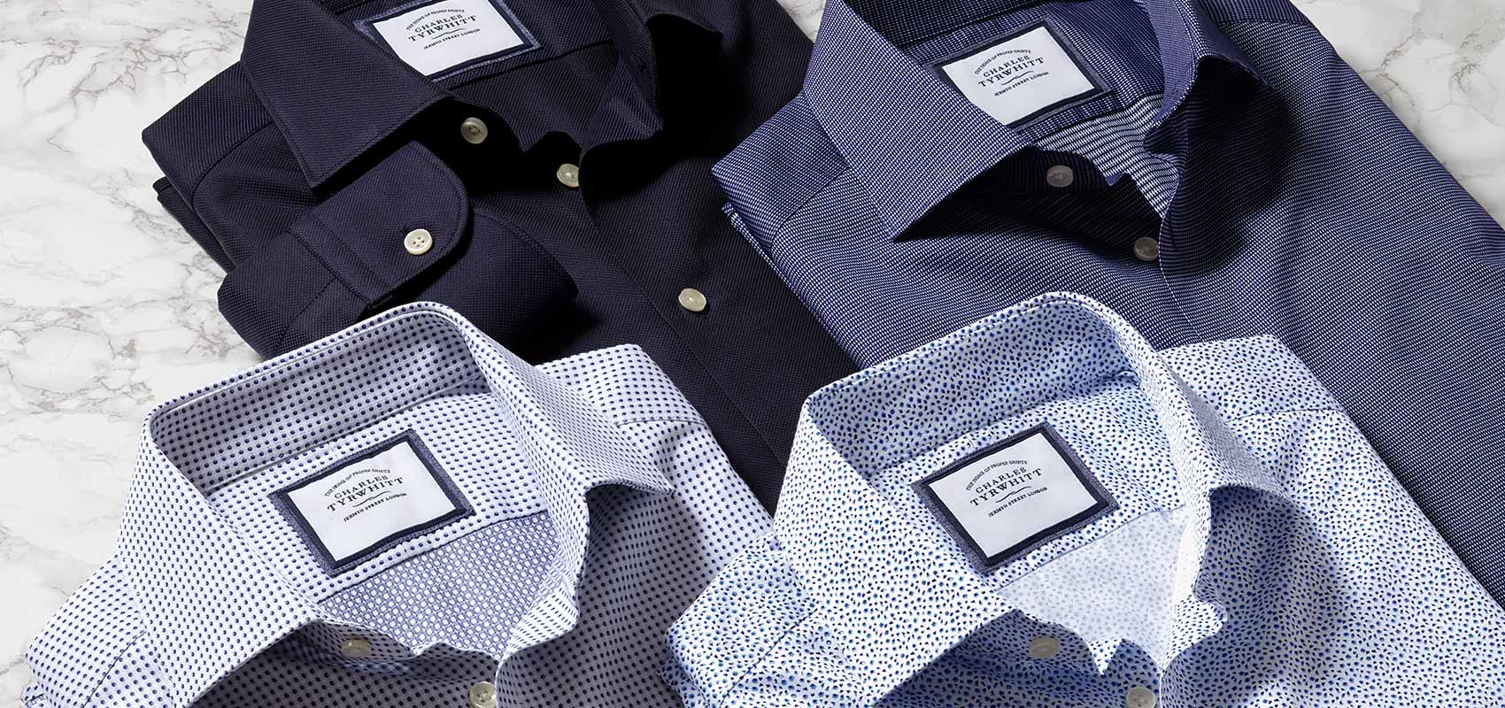 Charles Tyrwhitt prints collection