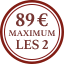 Maille label multi-buy - 89 € Maximum Les 2