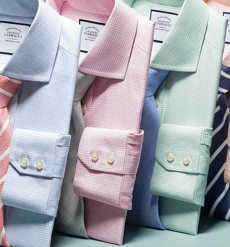 Charles Tyrwhitt For Men 39 S Shirts Suits Ties Shoes