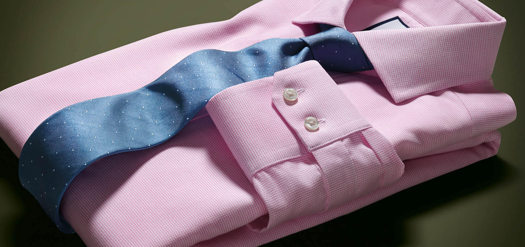 Charles Tyrwhitt Pink & Purple Shirts