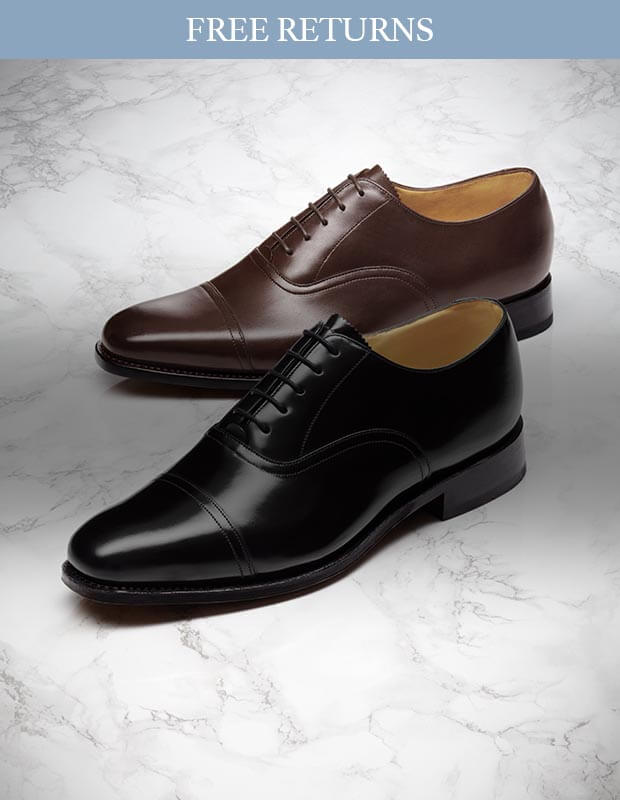 brown and black formal shoes