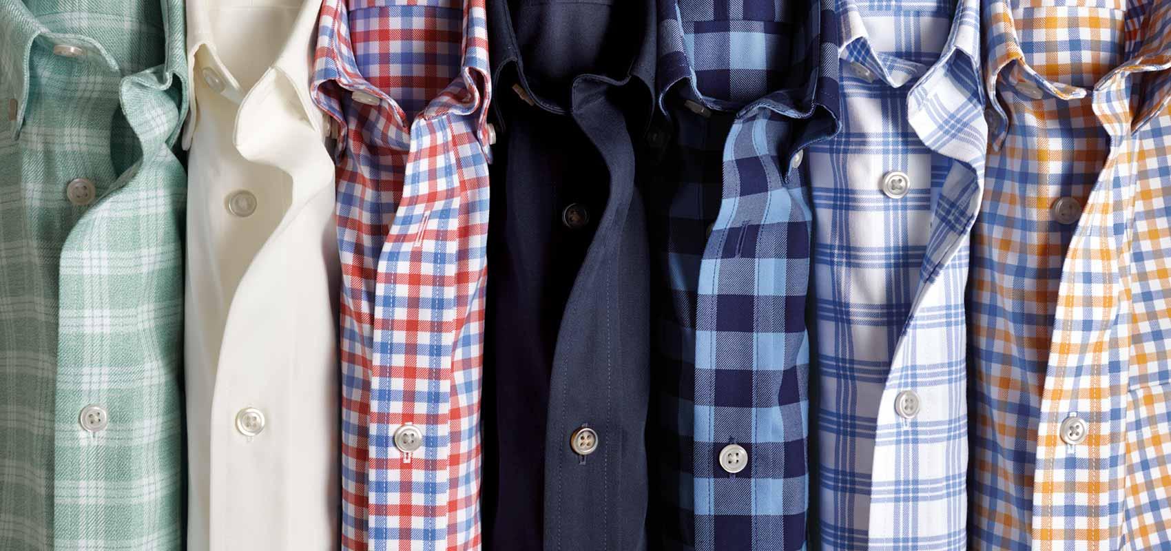 Charles Tyrwhitt  non-iron casual shirts