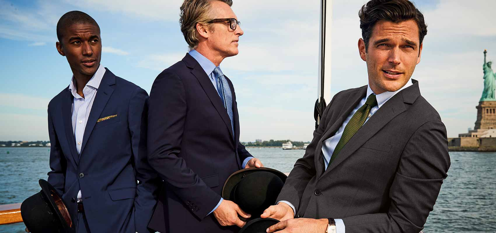 Charles Tyrwhitt extra slim fit suits