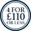 4For£110-OrLess-ShirtsRoundel