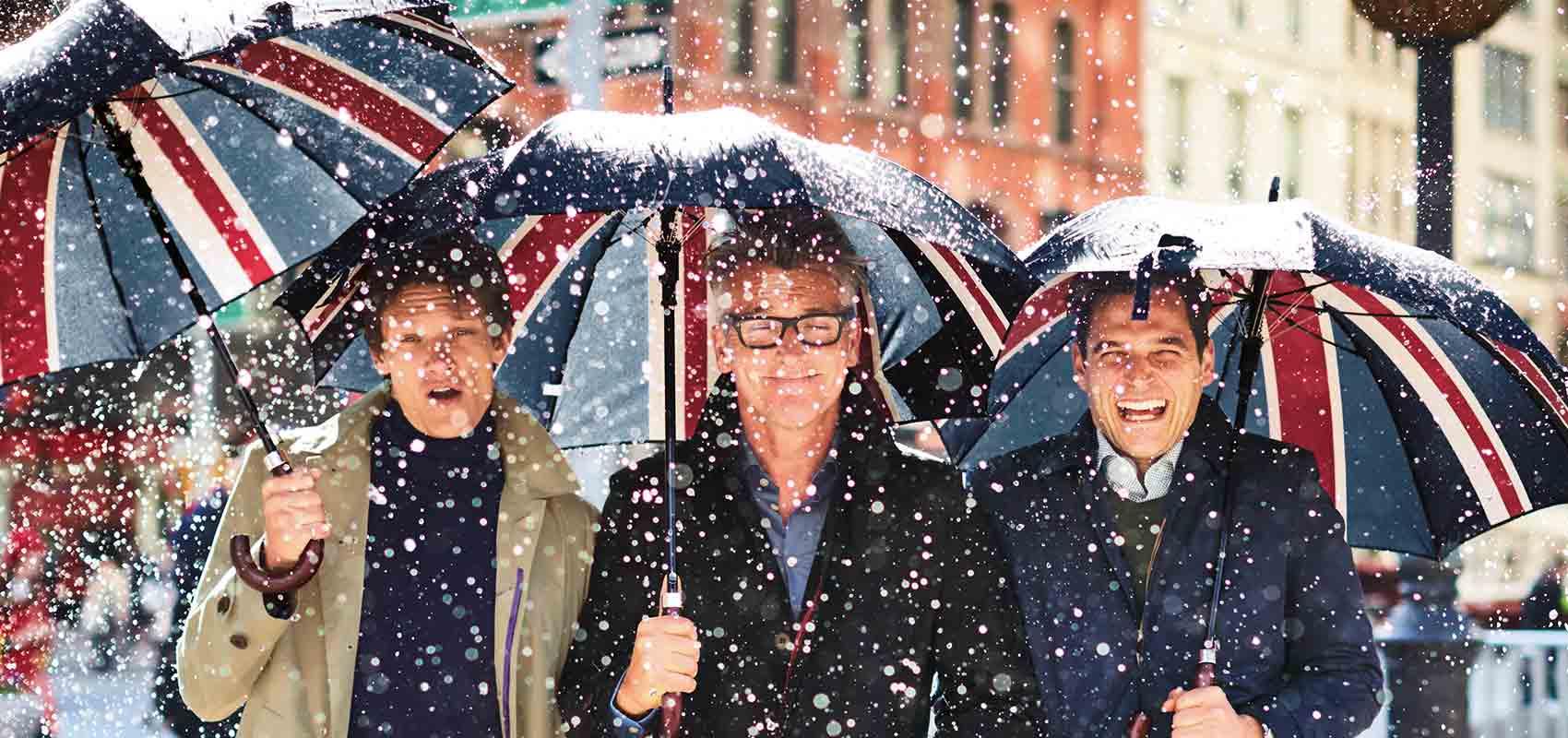 Charles Tyrwhitt umbrellas