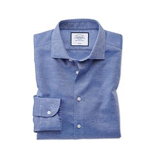 A lindn shirt