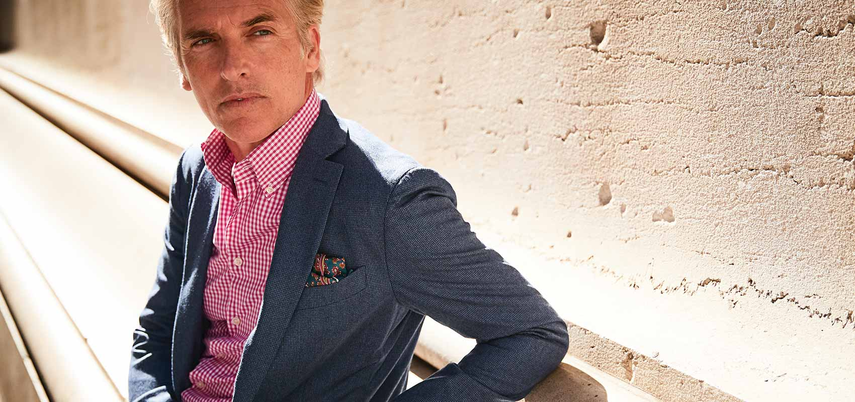 Charles Tyrwhitt the made in Italy collection