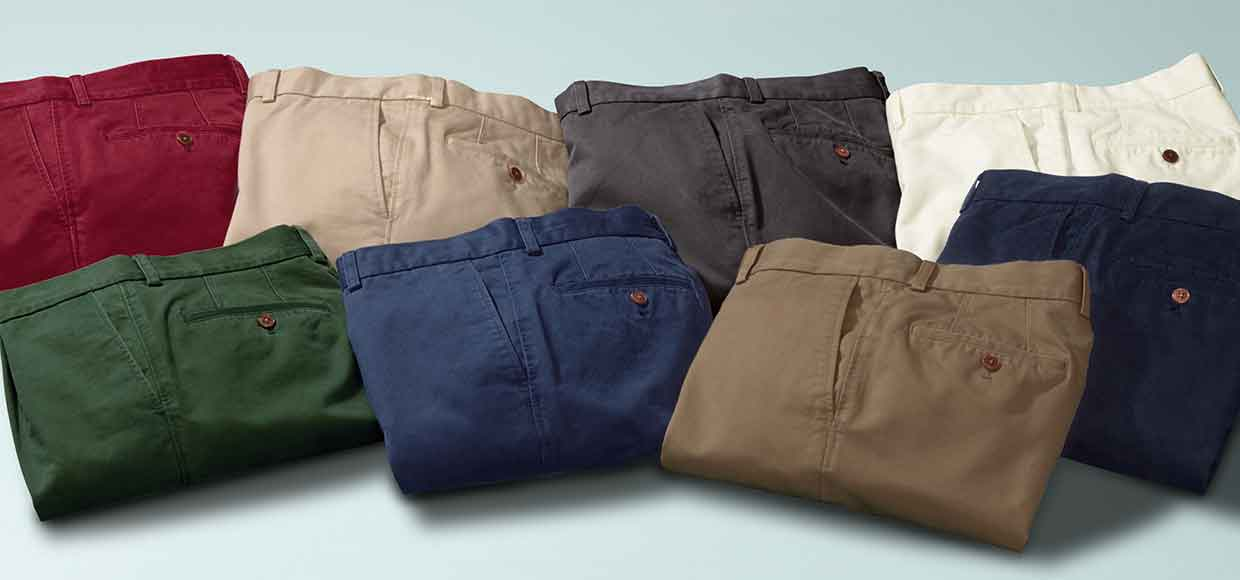 Shop the multi-buy, chinos 2 for €115
