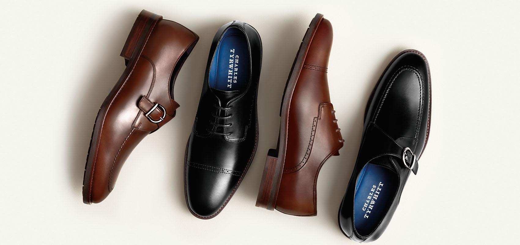 Charles Tyrwhitt Rubber soled shoes