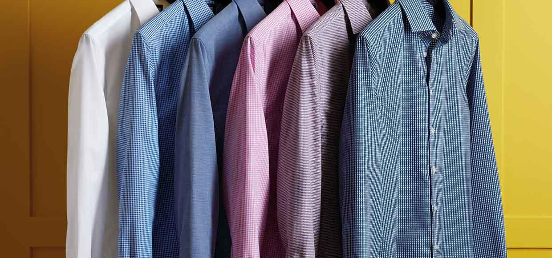 Remise pour plusieurs chemises achetées