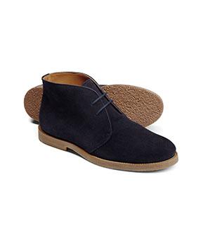 A blue boot